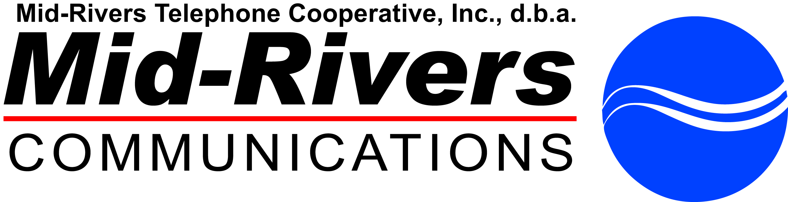 Mid Rivers Communications Logo